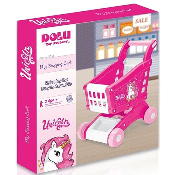 Market kolica Unicorn Jednorog Dolu 025586 - ODDO igračke