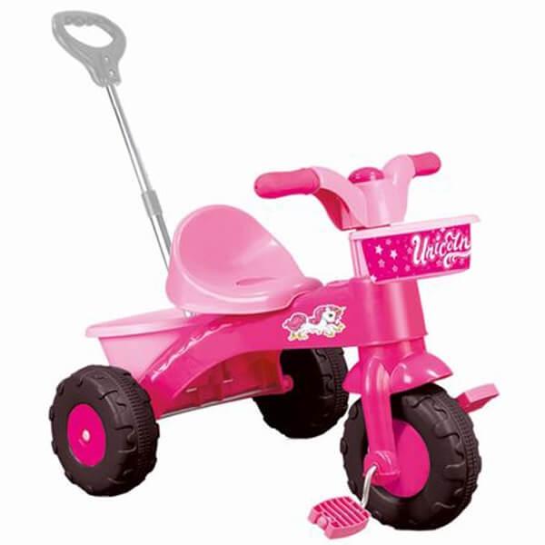 Trickl sa ručkom Unicorn Jednorog Dolu pink 025043 - ODDO igračke