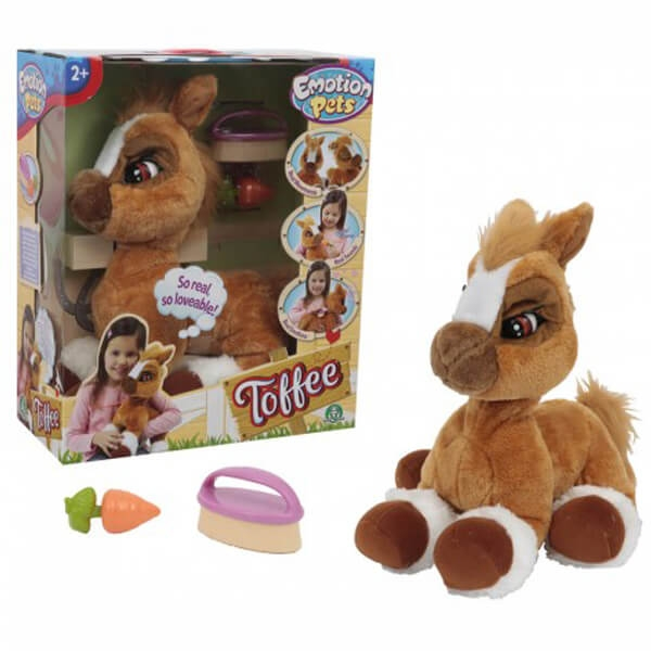 Emotion Pets Toffee Poni GP3000 - ODDO igračke