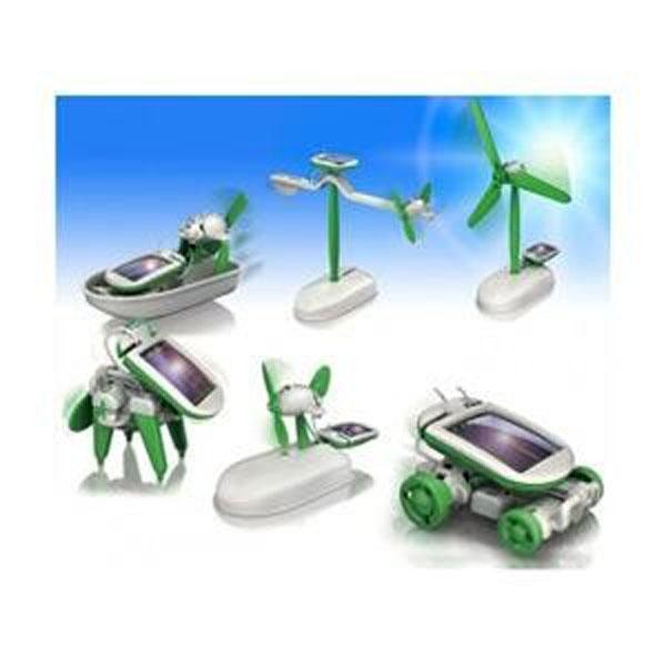 Solarni set vetrenjača 6u1 59147 - ODDO igračke
