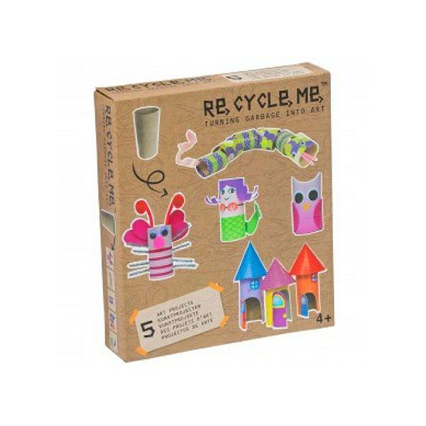 Set recycle me toaletna tuba (devojčice) 21686 - ODDO igračke