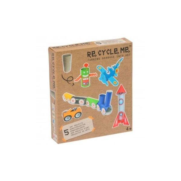 Set recycle me toaletna tuba (dečaci) 21688 - ODDO igračke