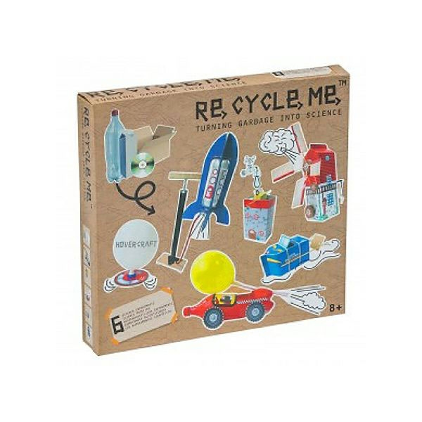 Set recycle me eksperimenti 21692 - ODDO igračke