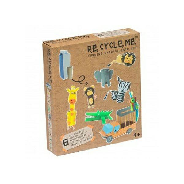 Set recycle me džungla 21690 - ODDO igračke