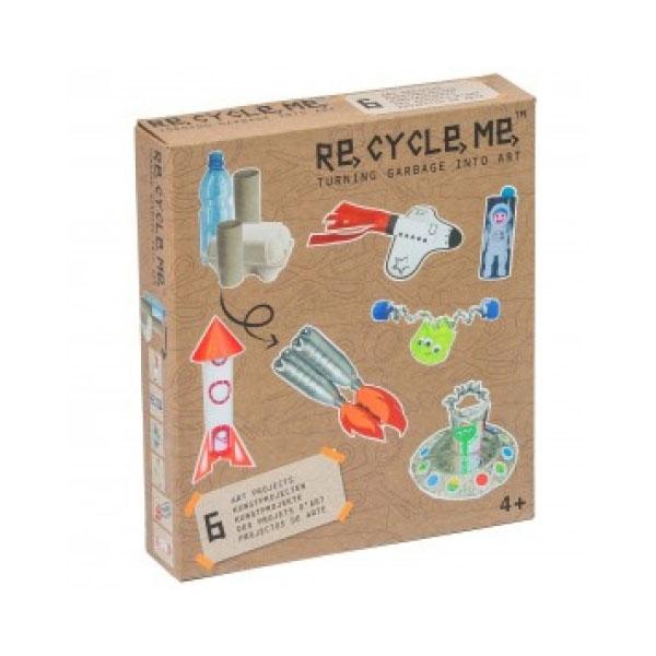 Set recycle me svemir 21691 - ODDO igračke