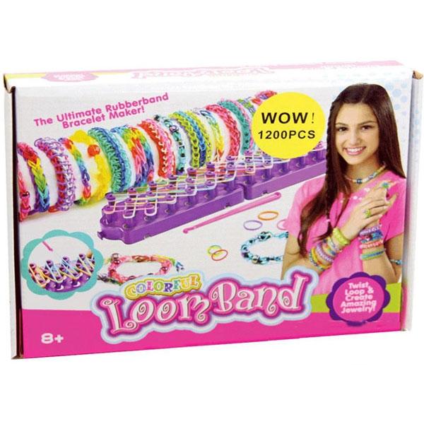 Set za izradu narukvica 16974 - ODDO igračke