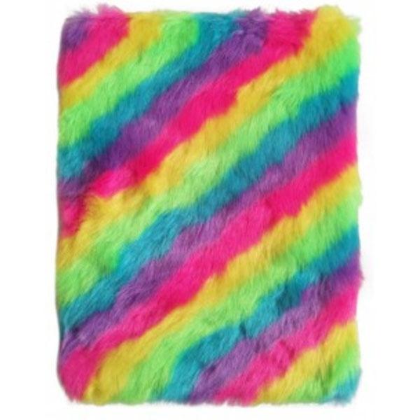 Plišani dnevnik Rainbow vivid 26213 - ODDO igračke