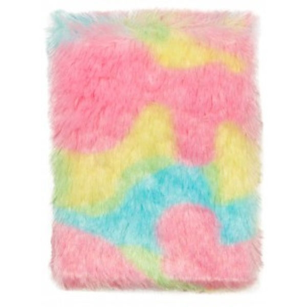 Plišani dnevnik Rainbow pastel 26214 - ODDO igračke