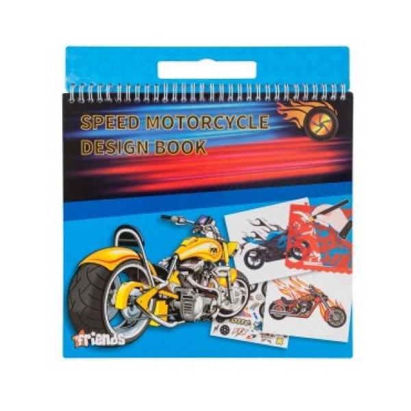 Bojanka za dečake 21283 - ODDO igračke