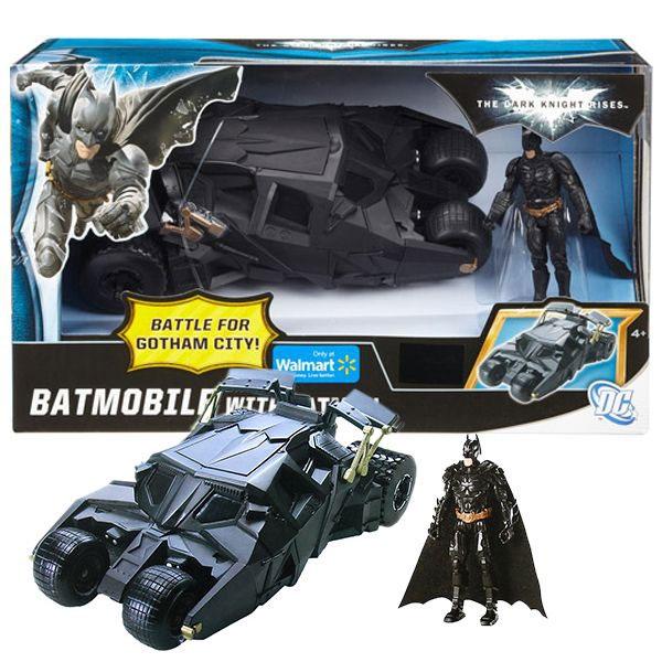 Batmobil i Batman D2017 - ODDO igračke
