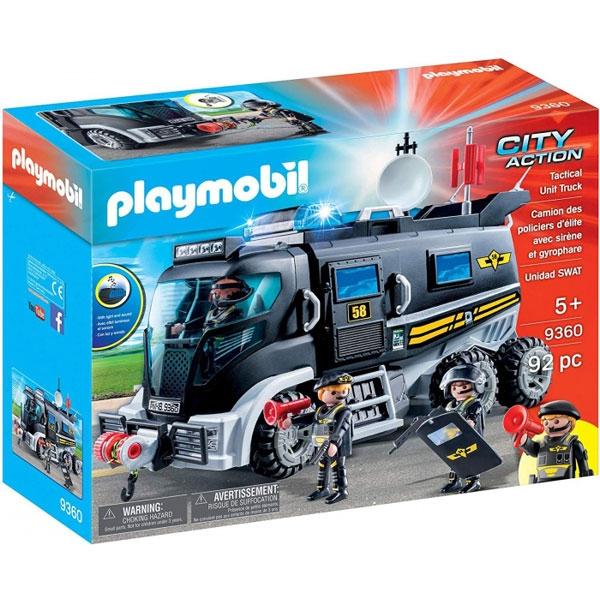 Playmobil Borbeno Vozilo 9360 - ODDO igračke