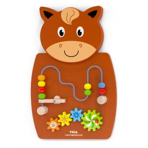 Viga Interaktivni Zidni Pano Rolerkoster 50678 - ODDO igračke