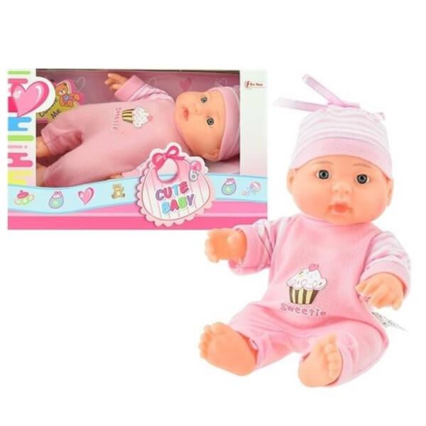 Cute Baby Lutka beba 22cm sweety 02023B - ODDO igračke