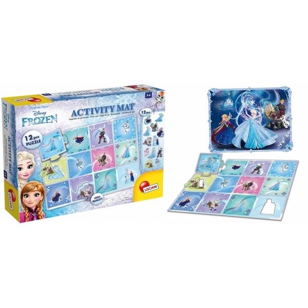 Frozen Podne slagalice 12pcs Lisciani 68029 - ODDO igračke