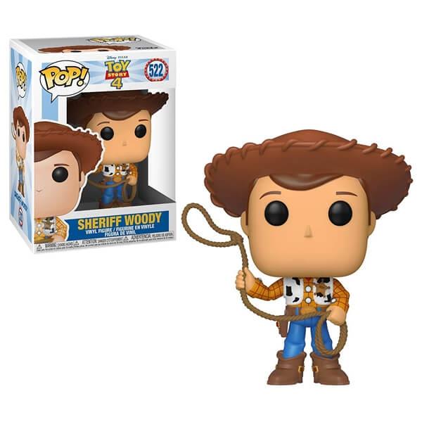Funko Toy Story 4 POP! Vinyl Woody 9 cm 035310 - ODDO igračke