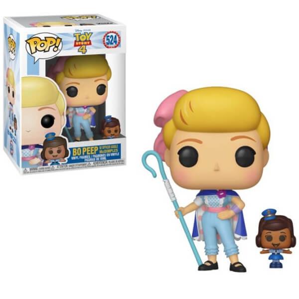 Funko Toy Story 4 POP! Vinyl Bo Peep Officer Mcdimples 035309 - ODDO igračke