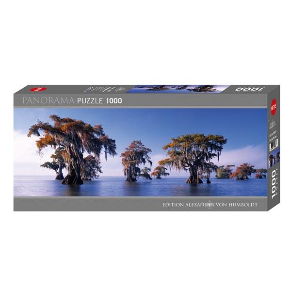 Heyepuzzle 1000 pcs Edition Humboldt Panorama Bald Cypresses 29607 - ODDO igračke