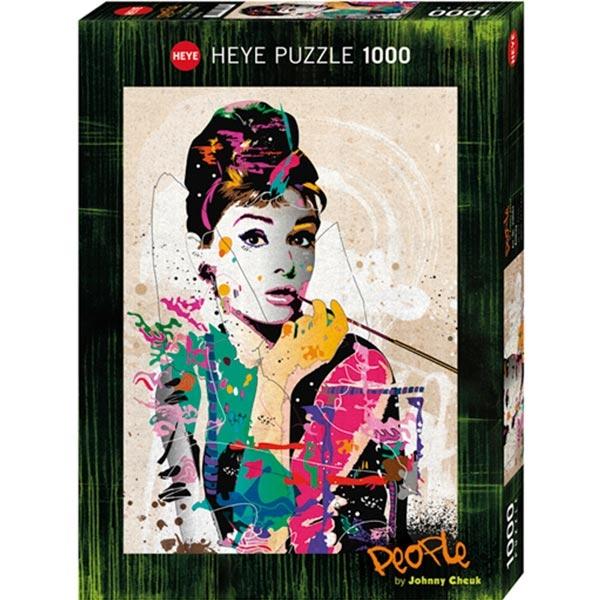 Heyepuzzle 1000 pcs People by Cheuk Audrey 29684 - ODDO igračke