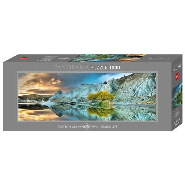 Heyepuzzle 1000 pcs Edition Humboldt Panorama Blue Lake 29715 - ODDO igračke