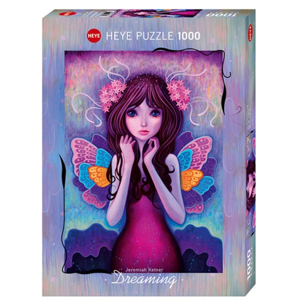 Heye puzzle 1000 pcs Dreaming Morning Wings 29804 - ODDO igračke