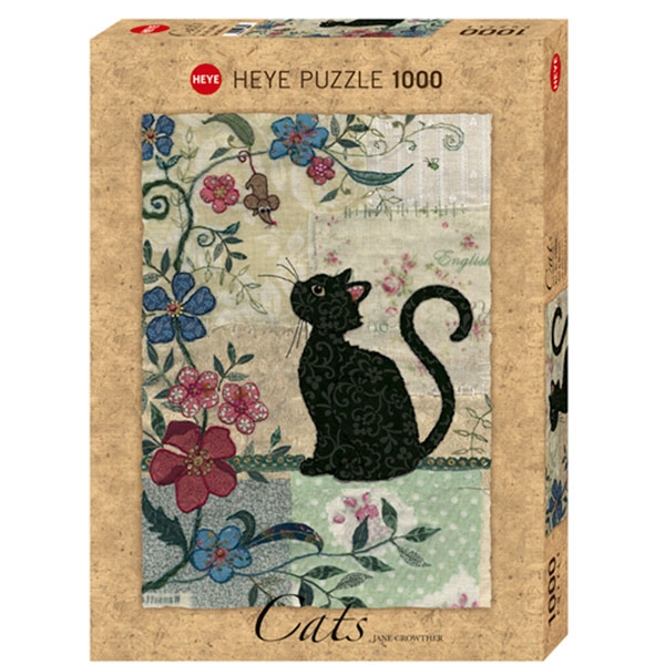 Heye puzzle 1000 pcs Cats Cat & Mouse 29808 - ODDO igračke
