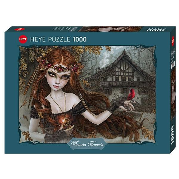 Heyepuzzle 1000 pcs Victoria Redbird 29829 - ODDO igračke