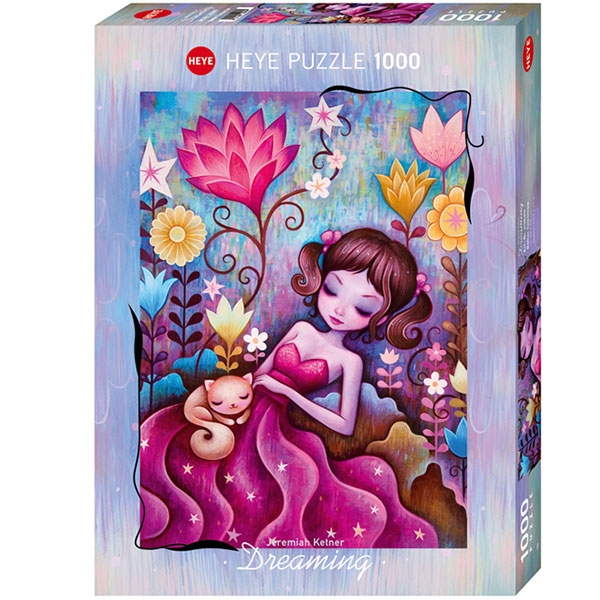 Heye puzzle 1000 pcs Dreaming Better Tomorrow 29849 - ODDO igračke