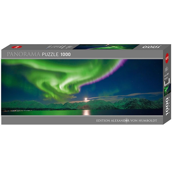 Heye puzzle Polar Light, Edition Humboldt 1000 pcs - ODDO igračke