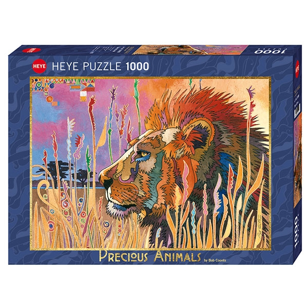 Heyepuzzle 1000 pcs Precious Animals Take a Break 29899 - ODDO igračke