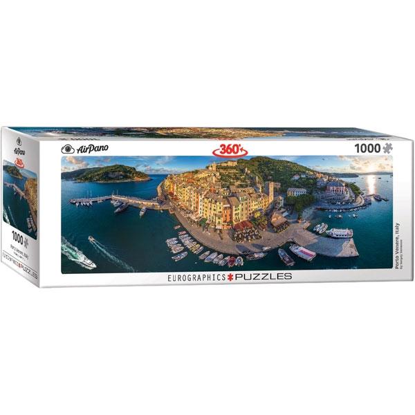 Eurographics 360 Porto Venere - Italy 1000-Pieces Puzzle 5302 - ODDO igračke