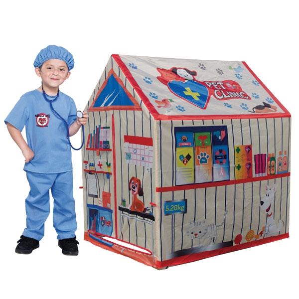Pertini Šator Kućica Veterinarska Stanica 8165 - ODDO igračke