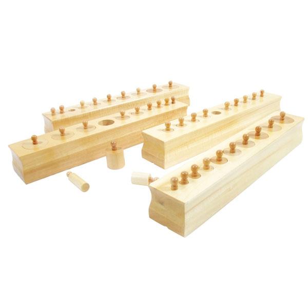 Montesori Cilindri u Blokovima ATS0044 - ODDO igračke