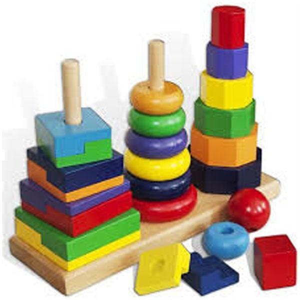 Geometrijska Umetaljka LFW567 - ODDO igračke