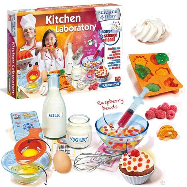 Clementoni Kuhinja Laboratorija 61129 - ODDO igračke