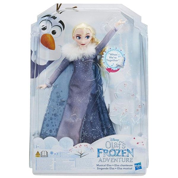 Frozen Elsa Lutka Koja Peva C2536 - ODDO igračke