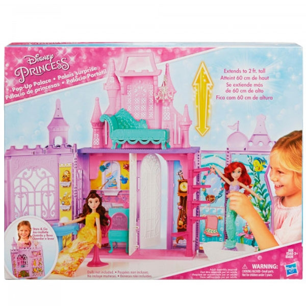 Zamak za Princeze Disney E1745 - ODDO igračke