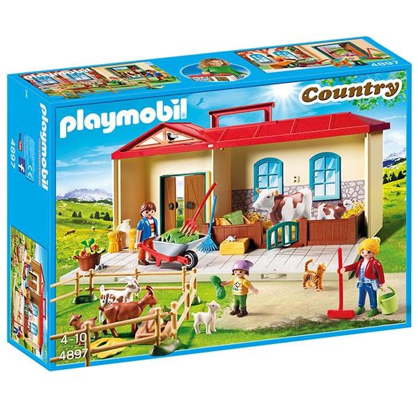 Playmobil Napravi Farmu 4897 - ODDO igračke