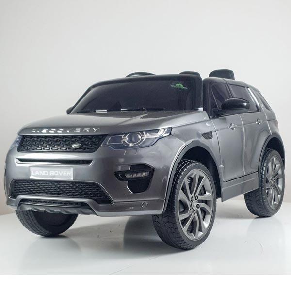Auto na akumulator Džip Land Rover Discovery metalik sivi Model 239/1 - ODDO igračke