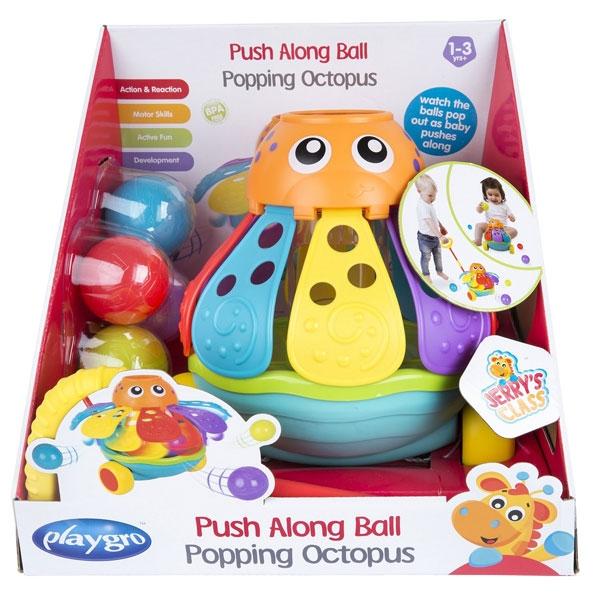 Playgro Guralica Hobotnica 4086374 - ODDO igračke