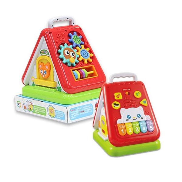 Baby Muzička Kućica GT 121595 - ODDO igračke