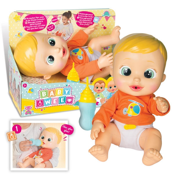 IMC Lutka Baby Wee Nick 97001 - ODDO igračke