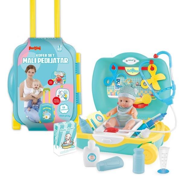 Pertini Mali Pedijatar Kofer p-0367 - ODDO igračke