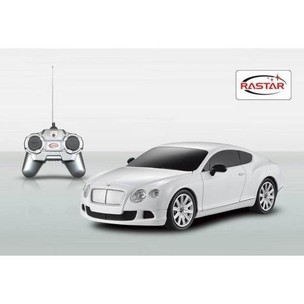 Autić na daljinsko upravljanje R/C 1:24 Bentley Continental Rastar RS07322 - ODDO igračke