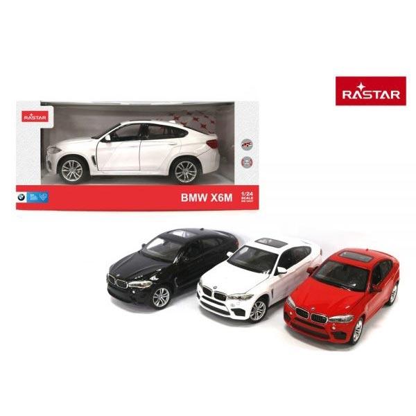 Autić  1:24 BMW X6M Rastar RS11084 - ODDO igračke