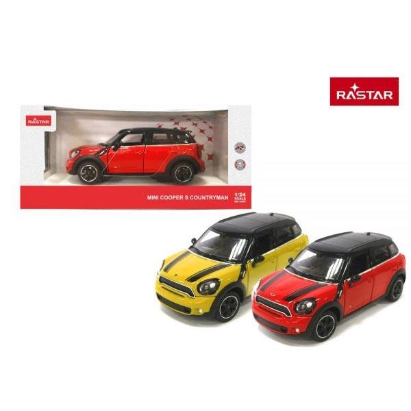 Rastar Auto 1:24 Die cast MINI Cooper S Countryman RS11374 - ODDO igračke