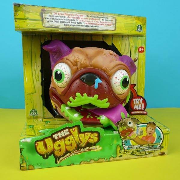 THE UGGLYS INTERAKTIVNI LJUBIMAC SF19400 - ODDO igračke