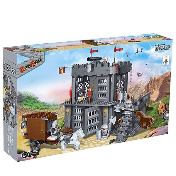 BanBao kocke Srednjevekovna Dvorska Tamnica 8261 - ODDO igračke