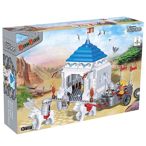 BanBao kocke Srednjevekovni Kraljevski Trezor 8263 - ODDO igračke