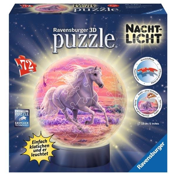 Ravensburger 3D puzzle (slagalice) - Konj RA11843 - ODDO igračke