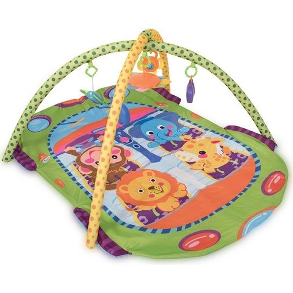 Podloga za igru Lorelli/Bertoni Bus 105x76 10300270000 - ODDO igračke